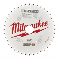 MILWAUKEE Pilový kotouč dřevo 190X30X2.4X40ATB NEG. 4932471314