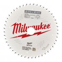 MILWAUKEE Pilový kotouč dřevo 210X30X2.8X48ATB 4932471325
